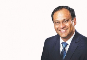 Mehul Patel, Country Head, Honeywell Technology Solutions India